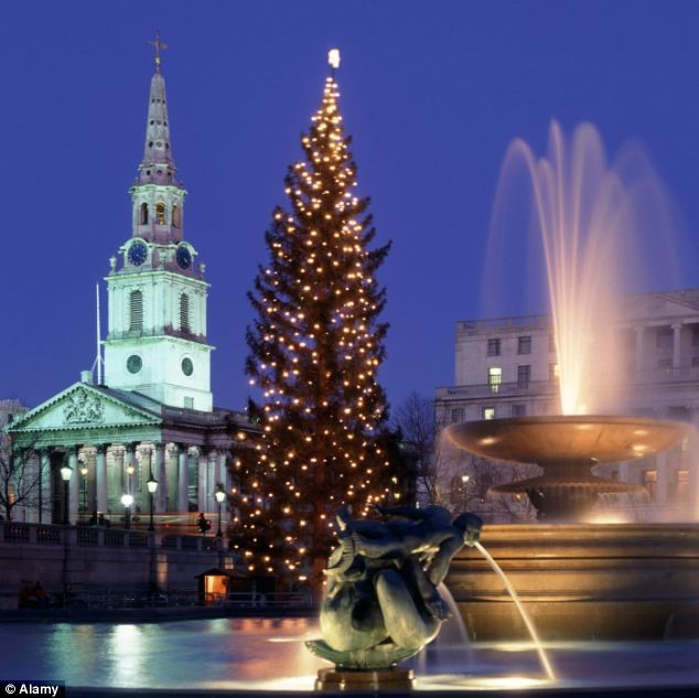 Christmas Tree Jumpers