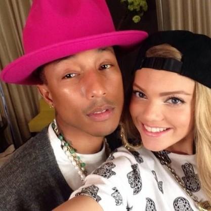 #Pharrell - Be Happy!