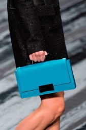 J Mendel Clutch come Handbag for SS 15 but works with our Velocity Dress