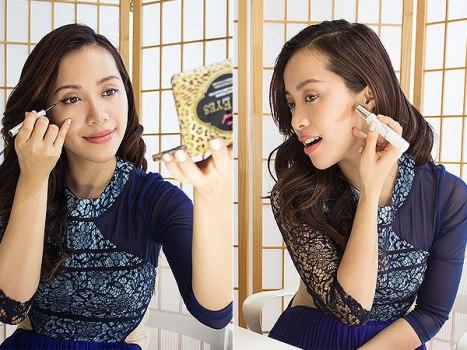 Michelle Phan wears THREE FLOOR