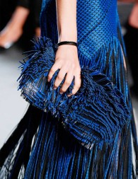 Proenza Schouler Take Fringing to a new level for SS15