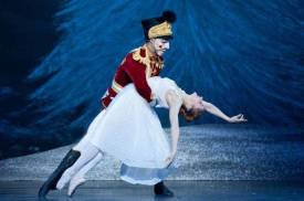 The Nutcracker by the English National Ballet at the Coliseum – the must see, magical Festive show