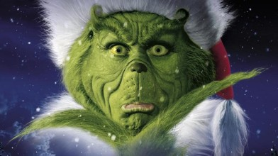 There's a little Grinch in all of us!