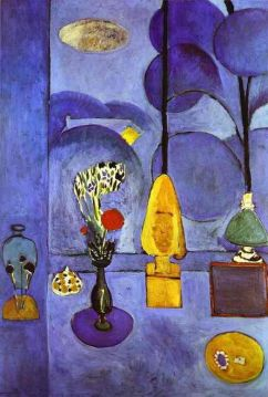 Matisse The Blue Window