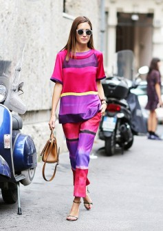 Spring Colours Streetstyle