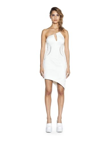 THREE FLOOR Whitewash Dress