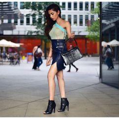 Diipa Khosla wears Three Floor SS15