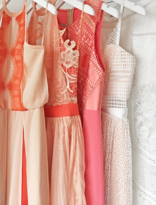 The Sacred dress, Desert Hour dress, Standout dress, Valencia dress and In the Loop trouser