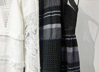 As shown: SS16 White Desert dress, In the Loop trouser, Summer Daze skirt and Definitive dress.